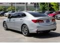 Acura TLX V6 Sedan Lunar Silver Metallic photo #5