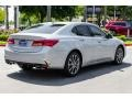 Acura TLX V6 Sedan Lunar Silver Metallic photo #7
