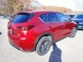 Mazda CX-5 Touring AWD Soul Red Crystal Metallic photo #2