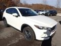 Mazda CX-5 Touring AWD Snowflake White Pearl Mica photo #3
