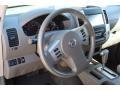 Nissan Frontier SV Crew Cab 4x4 Arctic Blue Metallic photo #12