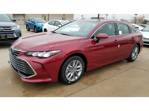 Ruby Flare Pearl 2020 Toyota Avalon XLE