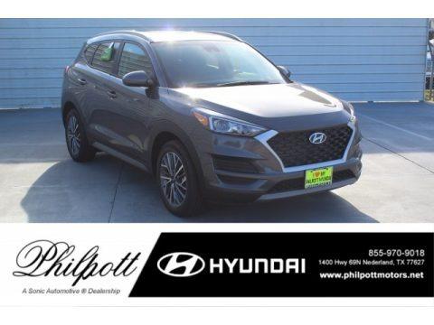 Magnetic Force Metallic 2020 Hyundai Tucson SEL