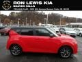 Kia Soul GT-Line Inferno Red photo #1