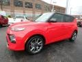 Kia Soul GT-Line Inferno Red photo #7