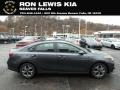 Kia Forte LXS Gravity Grey photo #1