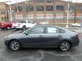Kia Forte LXS Gravity Grey photo #6