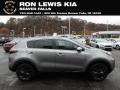 Kia Sportage S AWD Steel Gray photo #1