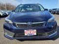 Subaru Impreza Limited 5-Door Dark Blue Pearl photo #2