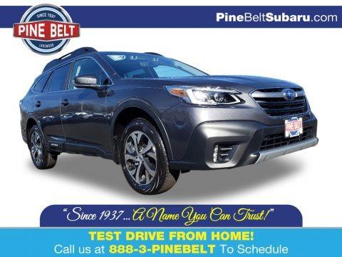 Magnetite Gray Metallic 2020 Subaru Outback Limited XT