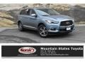 Infiniti QX60 Pure AWD Hagane Blue photo #1