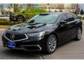 Acura TLX Sedan Majestic Black Pearl photo #3