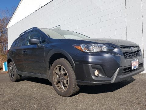 Dark Gray Metallic 2019 Subaru Crosstrek 2.0i Premium
