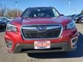 Subaru Forester 2.5i Limited Crimson Red Pearl photo #2
