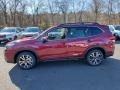 Subaru Forester 2.5i Limited Crimson Red Pearl photo #3