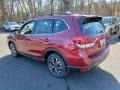 Subaru Forester 2.5i Limited Crimson Red Pearl photo #4