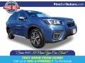 Subaru Forester 2.5i Touring Horizon Blue Pearl photo #1
