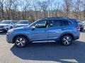 Subaru Forester 2.5i Touring Horizon Blue Pearl photo #3