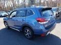 Subaru Forester 2.5i Touring Horizon Blue Pearl photo #4