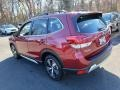 Subaru Forester 2.5i Touring Crimson Red Pearl photo #4