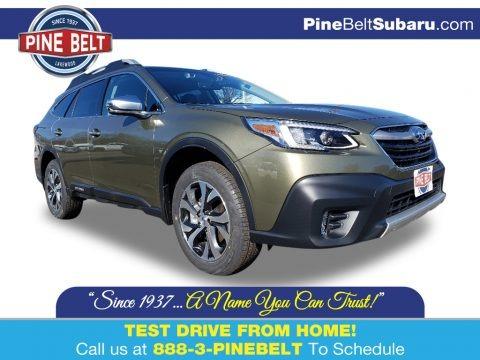 Autumn Green Metallic 2020 Subaru Outback 2.5i Touring