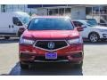 Acura MDX Technology Performance Red Pearl photo #2