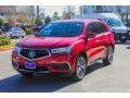 Acura MDX Technology Performance Red Pearl photo #3