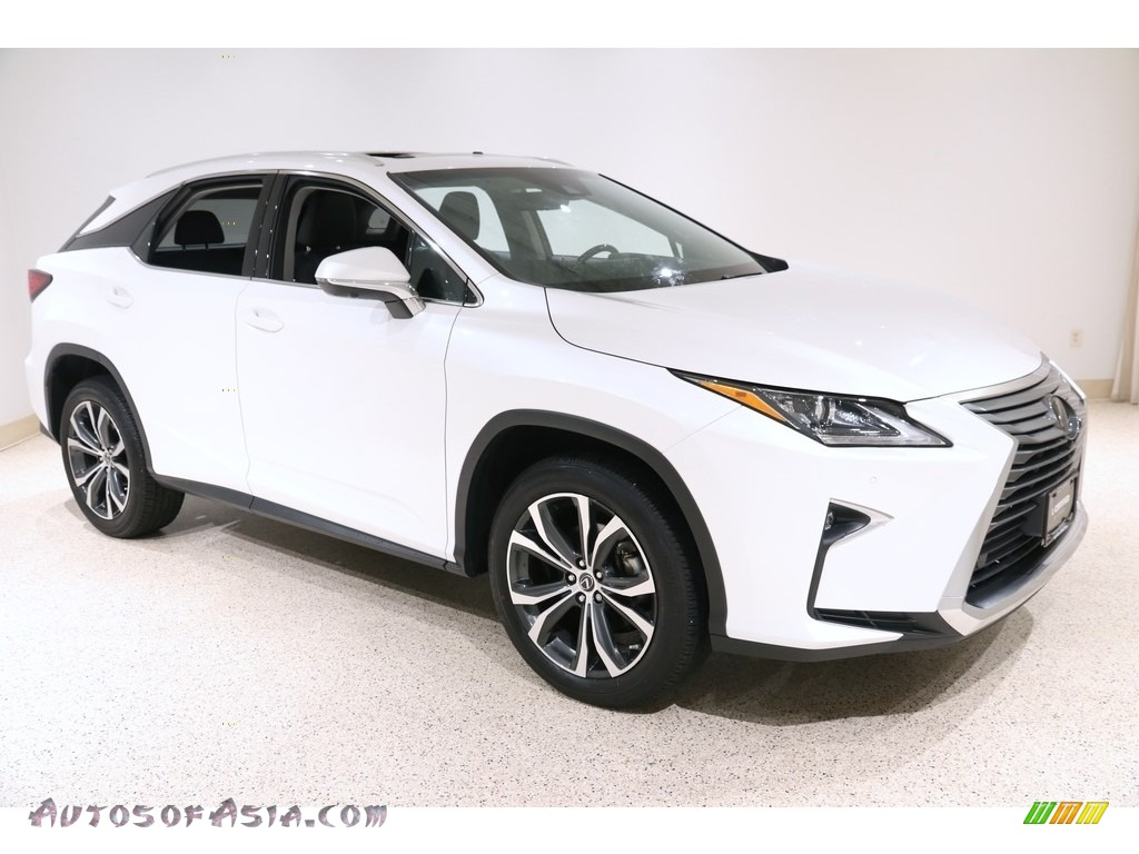 2019 RX 350 AWD - Eminent White Pearl / Black photo #1