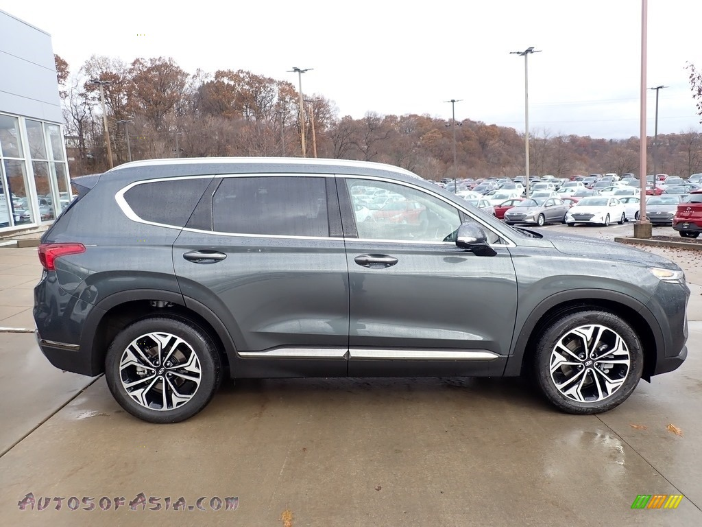 2020 Santa Fe Limited 2.0 AWD - Rainforest / Black photo #1