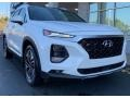 Hyundai Santa Fe SEL 2.0 AWD Quartz White photo #1