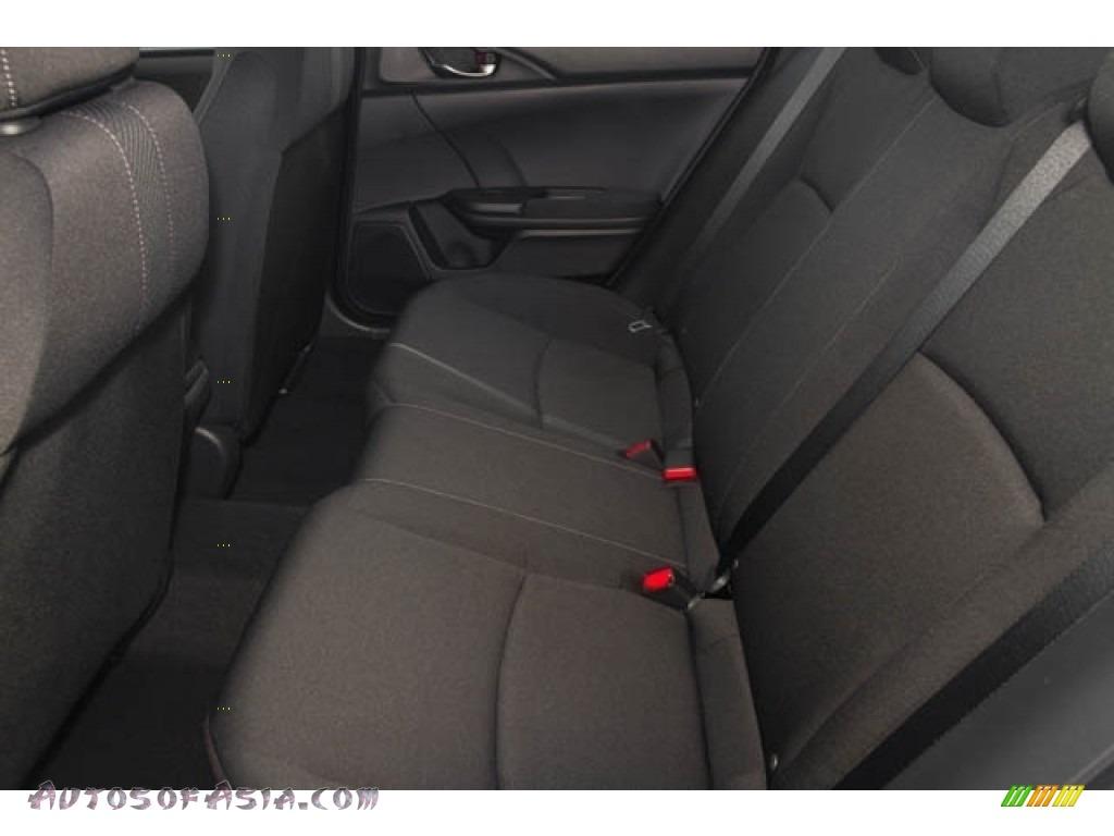 2020 Civic Sport Hatchback - Crystal Black Pearl / Black photo #13