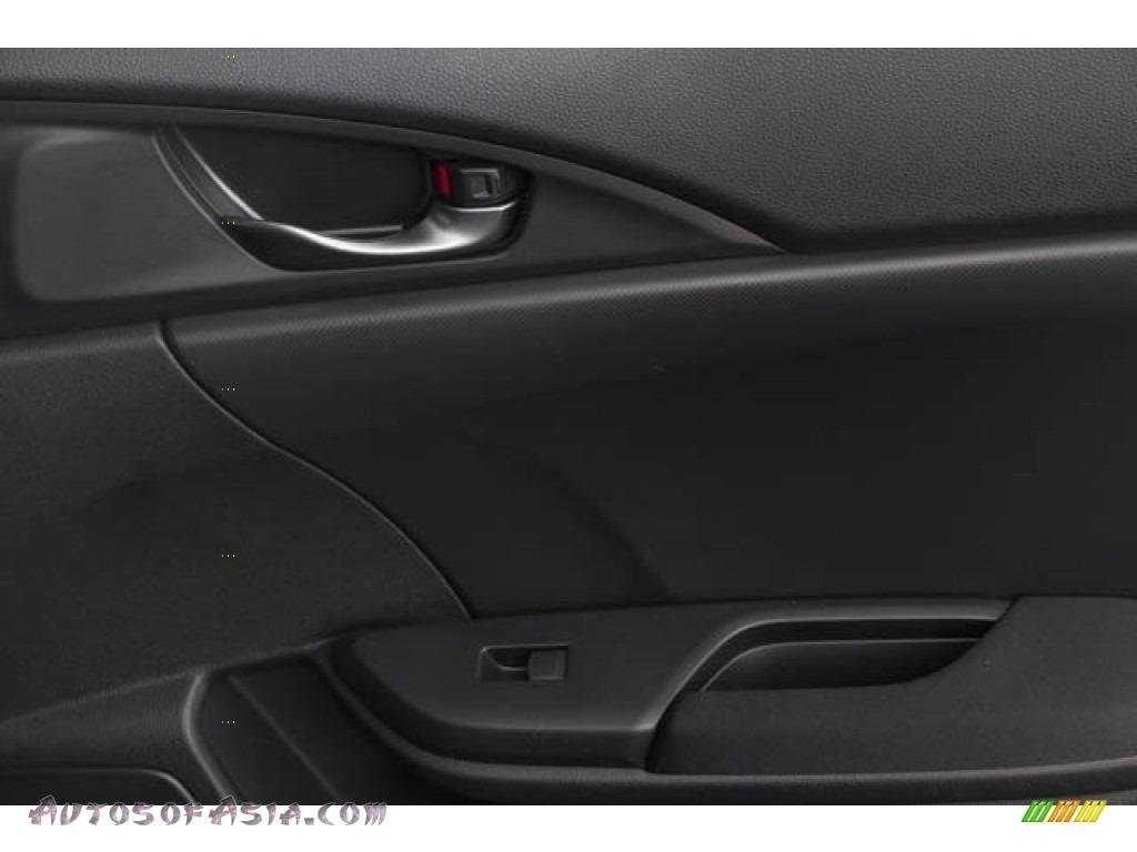 2020 Civic Sport Hatchback - Crystal Black Pearl / Black photo #26