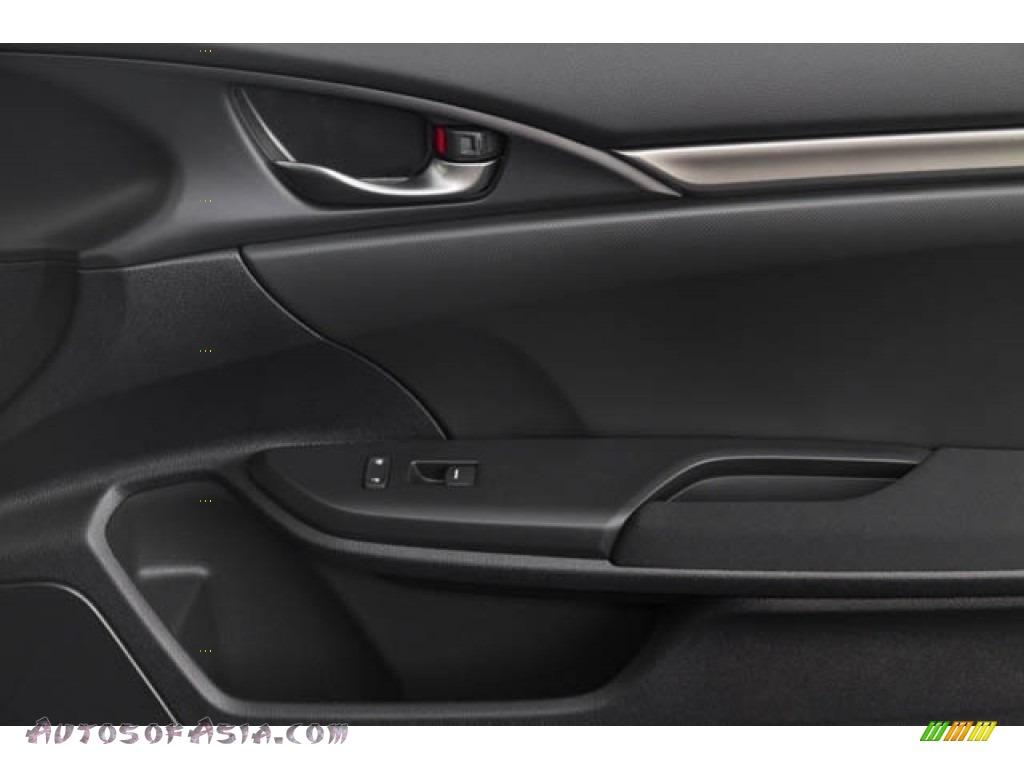 2020 Civic Sport Hatchback - Crystal Black Pearl / Black photo #27