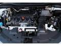 Honda HR-V EX Platinum White Pearl photo #10