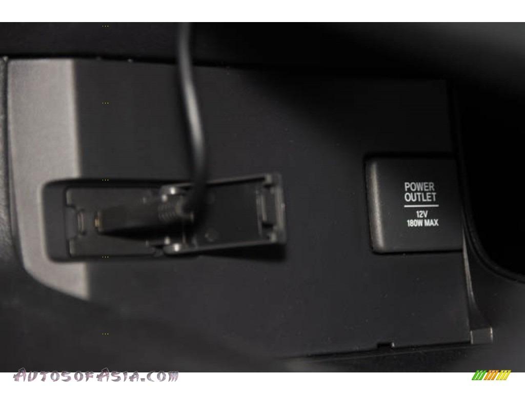 2020 Civic Sport Sedan - Crystal Black Pearl / Black photo #24