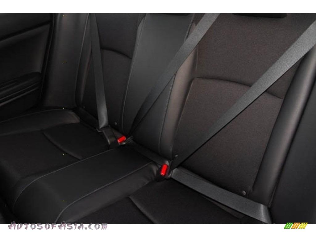 2020 Civic Sport Sedan - Crystal Black Pearl / Black photo #26