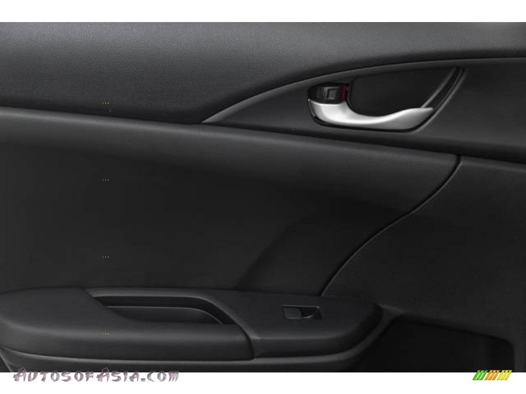 2020 Civic Sport Sedan - Crystal Black Pearl / Black photo #35
