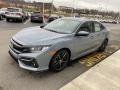Honda Civic Sport Hatchback Sonic Gray Pearl photo #4