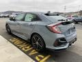 Honda Civic Sport Hatchback Sonic Gray Pearl photo #5