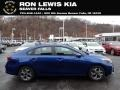 Kia Forte LXS Deep Sea Blue photo #1