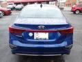 Kia Forte LXS Deep Sea Blue photo #3