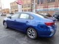 Kia Forte LXS Deep Sea Blue photo #5
