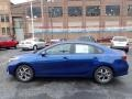 Kia Forte LXS Deep Sea Blue photo #6