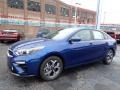 Kia Forte LXS Deep Sea Blue photo #7