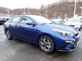 Kia Forte LXS Deep Sea Blue photo #9