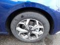 Kia Forte LXS Deep Sea Blue photo #10