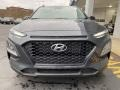 Hyundai Kona SEL AWD Thunder Gray photo #8