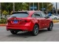 Acura MDX Technology AWD Performance Red Pearl photo #7