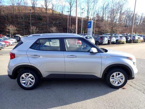 Stellar Silver 2020 Hyundai Venue SEL