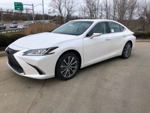 Eminent White Pearl 2020 Lexus ES 300h